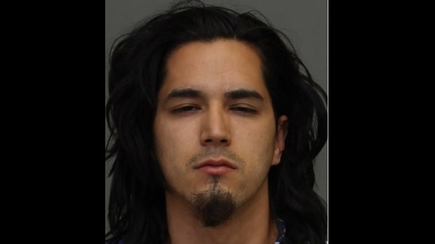 Glenn Gaetan, 25, is shown in a handout photo. (Toronto police)