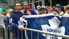 Leafs fans