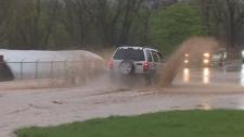 Dundas Ontario Flooding