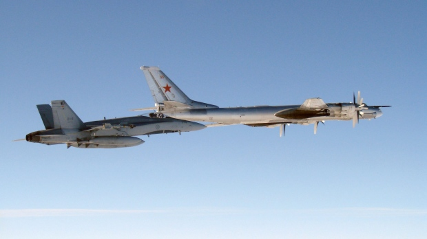 Russian jets buzz Alaska for fourth day in a row