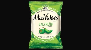 The popular chip brand, Miss Vickie's is recalling its jalapeno-flavoured kettle cooked chips due to possible salmonella contamination in its seasoning. (Miss Vickie's)
