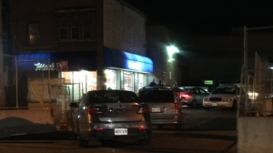 Police are investigating a convenience store robbery in Mount Pleasant East. (Mike Nguyen/ CP24)