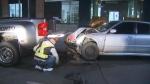 car, gas line,