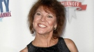 In this Sept. 24, 2008 file photo, Erin Moran arrives at the Fox Reality Channel Really Awards in Los Angeles. (AP Photo/Matt Sayles, File)