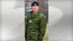 The soldier killed is Sgt. Robert J. Dynerowicz from the Royal Canadian Dragoons, based at CFB Petawawa in Ontario. (Canadian Armed Forces)