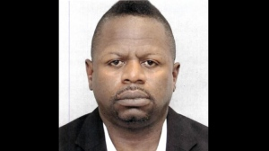 Moshood Adeoson, 47, is shown in a Toronto police handout photo.