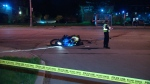 motorcycle, crash, fatal