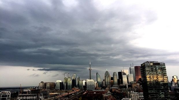 Environment Canada issues Severe Thunderstorm Watch for the region