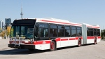 "A TTC maintenance worker discovered an articulated bus, ""whether in drive or park, it would suddenly jack rabbit forward in what we call full throttle,"" said Brad Ross. (Toronto Transit Commission)"
