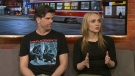 Actors Mike Shara and Ruby Joy updates Shakespeare classic with modern casting and a big screen debut. (CP24)