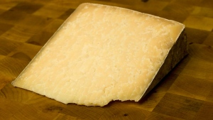 Cheddar cheese is pictured in this file photo. (AP Photo/Larry Crowe)