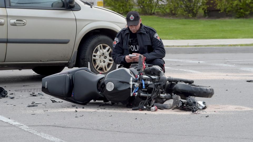 Ottawa Car Crash