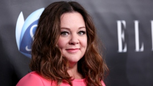 """FILE - In this Tuesday, June 7, 2016 file photo, Melissa McCarthy arrives at the ELLE Women in Comedy Event at Hyde Sunset in Los Angeles. McCarthy once again brought comic spice plus Spicer to """"Saturday Night Live."""" After a spate of guest appearances mocking White House press secretary Sean Spicer in recent weeks, she was back on Saturday's edition, May 13, 2017, of the NBC satire show to preside as host. (Photo by Rich Fury/Invision/AP, File)"""