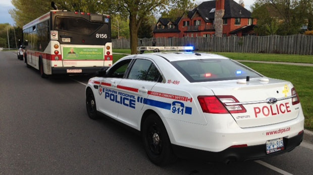 Joy-riding TTC bus thief arrested in Whitby