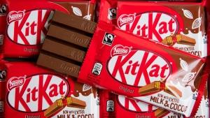 KitKat bars