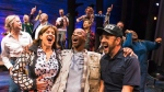 "The cast of ""Come From Away,"" are shown in a 2016 handout photo. THE CANADIAN PRESS/HO-Matthew Murphy"