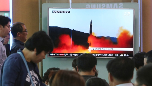 UN Security Council strongly condemns N Korea missile test