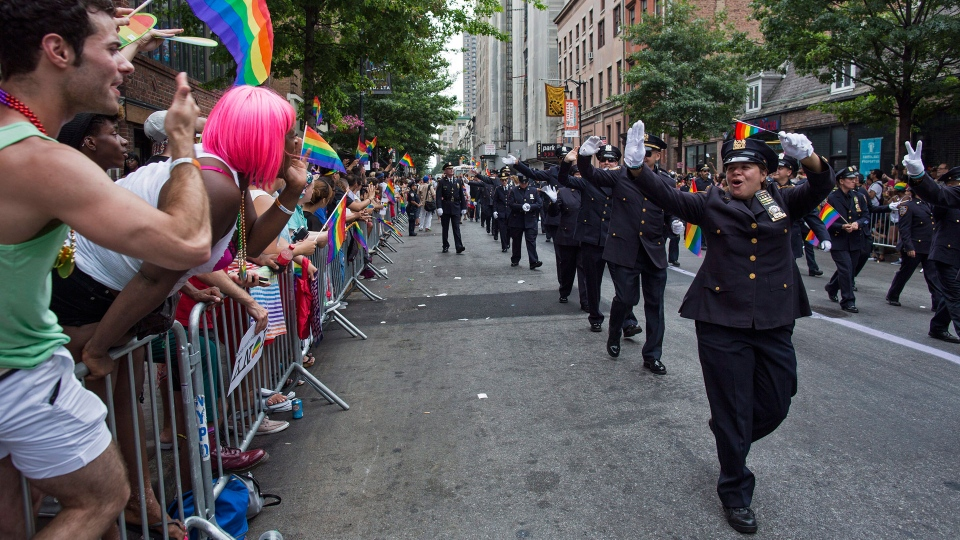 New york pride parade date
