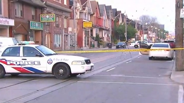 Police are investigating a double homicide in the city's east end.