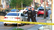 Two dead in apparent homicide in city's east end