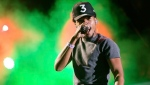 In this Sept. 4, 2016, file photo, Chance The Rapper performs at The Budweiser Made In America Festival in Philadelphia. Sturgill Simpson and Chance the Rapper are set to perform at the awards show this month. The Recording Academy announced Thursday that fellow nominee William Bell and Grammy winners Little Big Town and Gary Clark Jr. will also perform on the live telecast on Feb. 12. (Photo by Michael Zorn/Invision/AP, File)