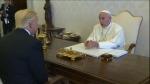 Trump, Pope,