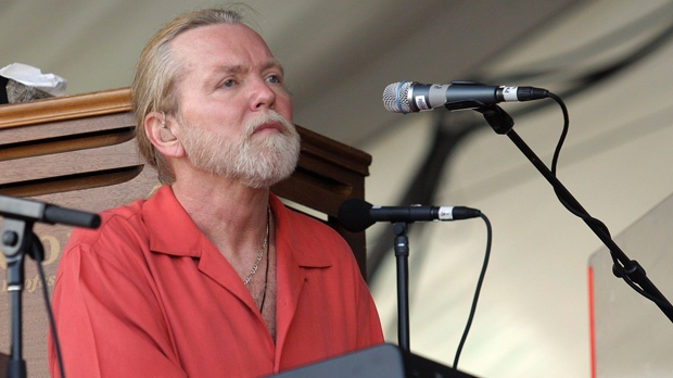 Gregg Allman From The Allman Brothers Died At The Age Of 69