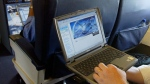 Britain's government Tuesday March 21, 2017 banned electronic devices in the carry-on bags of passengers traveling to the U.K. from six countries, following closely on a similar ban imposed by the United States. (Chris Ison/PA, File via AP)