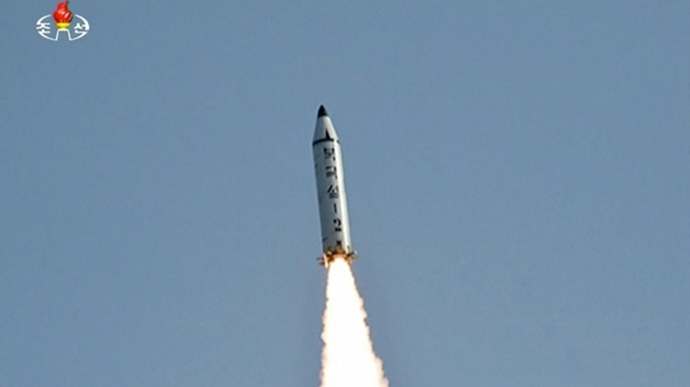 North Korea fires short-range ballistic missile off western Japan