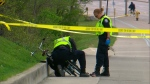 boy, cyclist, killed