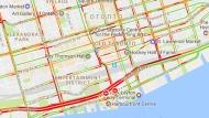 Toronto Traffic Updates