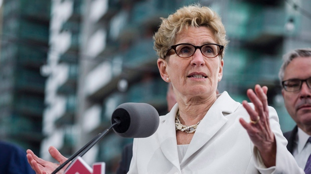 Premier Wynne announces sweeping changes to Ontario's labour law
