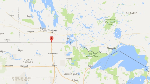 Woman believed to be crossing into Canada dies from hypothermia