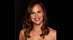 """Jennifer Garner attends a special screening of """"Wakefield,"""" hosted by The Cinema Society, at Landmark Sunshine Cinema on Thursday, May 18, 2017, in New York. (Photo by Andy Kropa/Invision/AP)"""