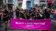 Black Lives Matter Toronto Pride