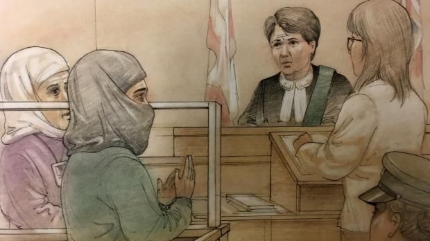 Toronto woman who pledged allegiance to ISIS charged with terrorism