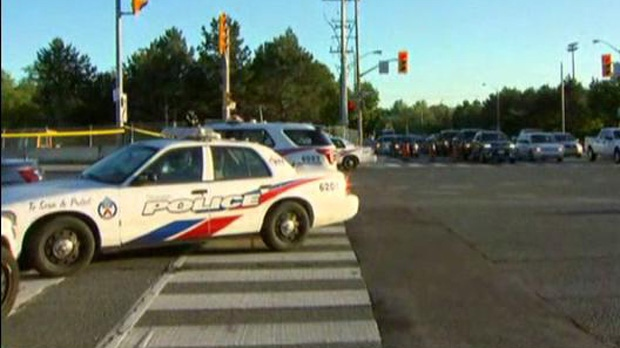 Police are investigating a fail-to-remain collision that claimed the life of a male pedestrian.