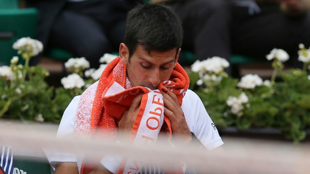 London attack does not change Wimbledon plans - Djokovic