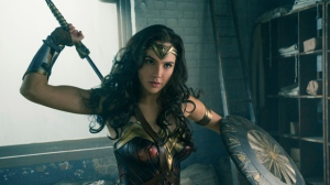 """This image released by Warner Bros. Entertainment shows Gal Gadot in a scene from """"Wonder Woman."""" (Clay Enos/Warner Bros. Entertainment via AP)"""