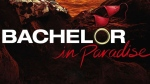 The logo of the American reality television series Bachelor in Paradise aired on ABC