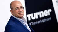 In this May 17, 2017 file photo, CNN president Jeff Zucker attends the Turner Network 2017 Upfront presentation at The Theater at Madison Square Garden in New York. (Photo by Evan Agostini/Invision/AP)