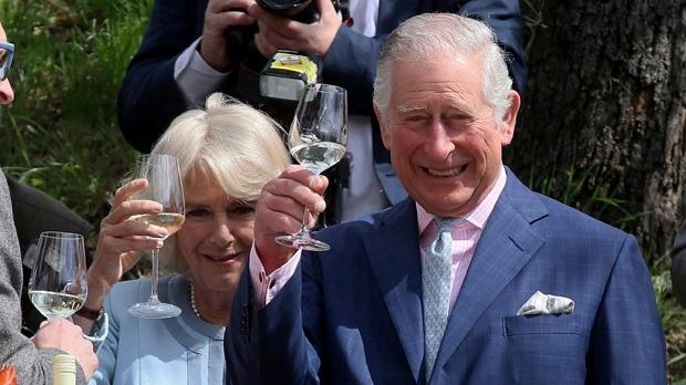 Camilla, Charles