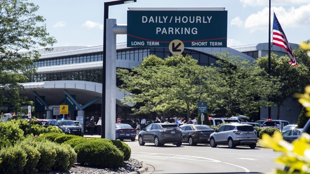 Stabbing at US airport is an act of terror, FBI confirms