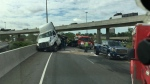 401 collision