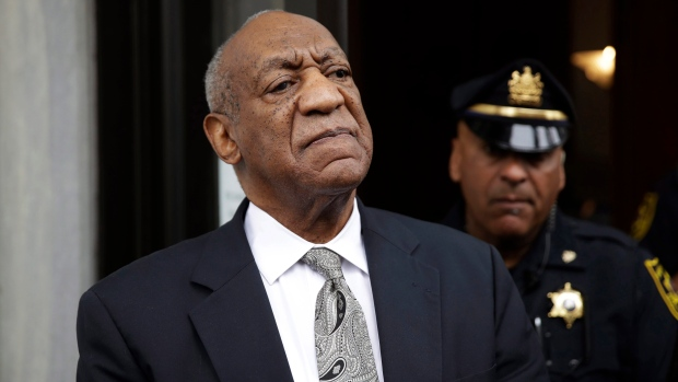TV academy reviewing Cosby's Emmys, Hall of Fame honour