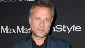 In this Sept. 12, 2015 file photo, Swedish actor Michael Nyqvist attends The Hollywood Foreign Press Association (HFPA) and InStyle's annual Toronto International Film Festival celebration in Toronto. (Photo by Arthur Mola/Invision/AP, File)