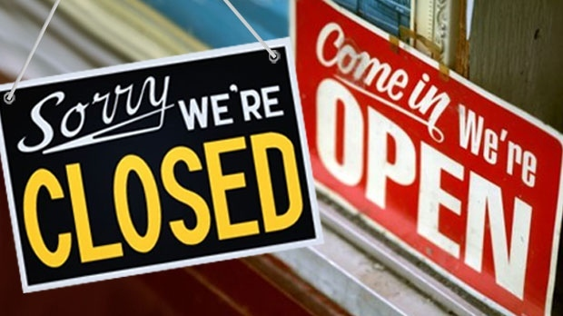 What's open closed in Toronto this holiday Monday August 5, 2019