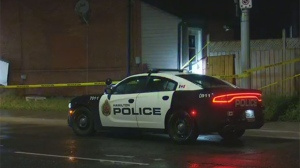 Hamilton police are investigating after a man was shot early Thursday morning.