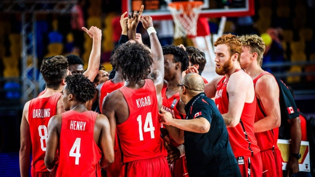 aab1bde1c234d Canada downs Italy to win world U19 men s basketball championship ...