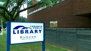Richview Library allowed organizers to hold a memorial for controversial lawyer Barbara Kulaszka on Wednesday evening.